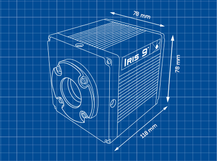 Iris 9 Blueprint image