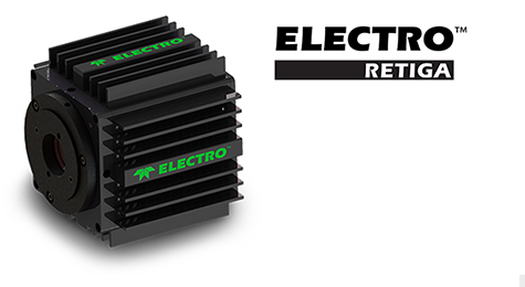 Retiga Electro photo and logo
