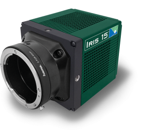 Iris 15 Camera photo