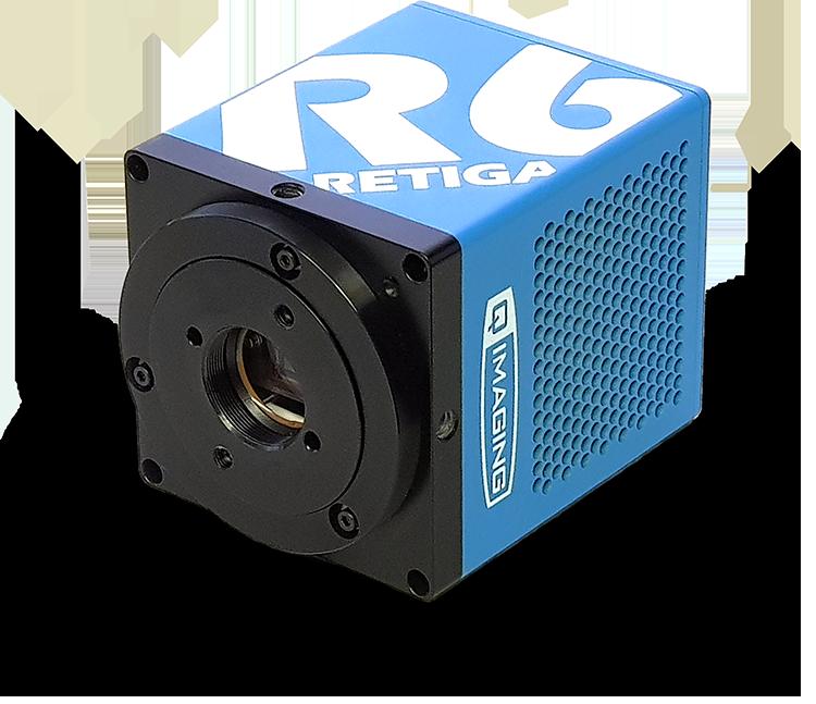 Retiga R6 CCD